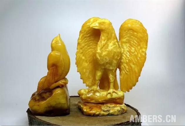 琥珀雕刻设计大赛