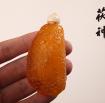 茯神琥珀 纯天然 波罗的海 琥珀 蜜蜡 雕刻件 鼻烟壶 (10)