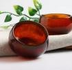 缅甸琥珀茶具 (1)